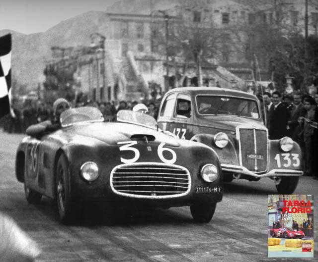 RANK LANCIA CAR PICTURES: 1936 Lancia Aprilia 238 WALLPAPERS